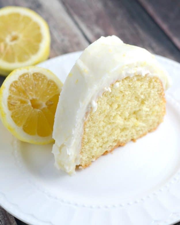 best lemon cake recipe