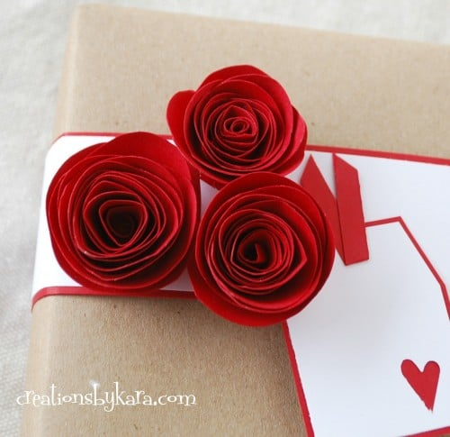 Rolled paper roses wanna mightylinksfo