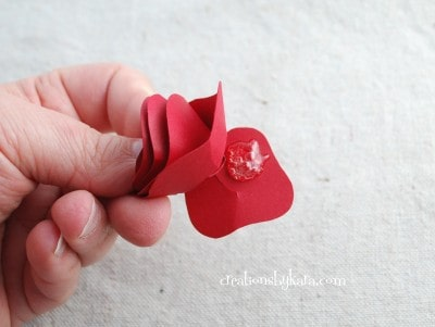 paper flower-tutorial