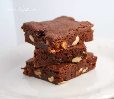 snickers-brownie recipe