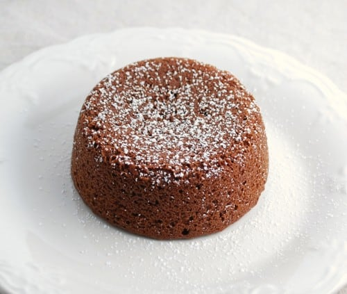 chocolate lava cake-recipe