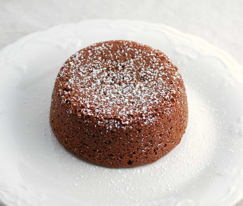 Frozen Lava Cake Recipe