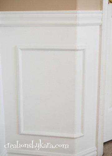 diy-wainscoting-hallway