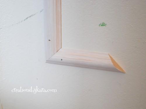 diy-install molding