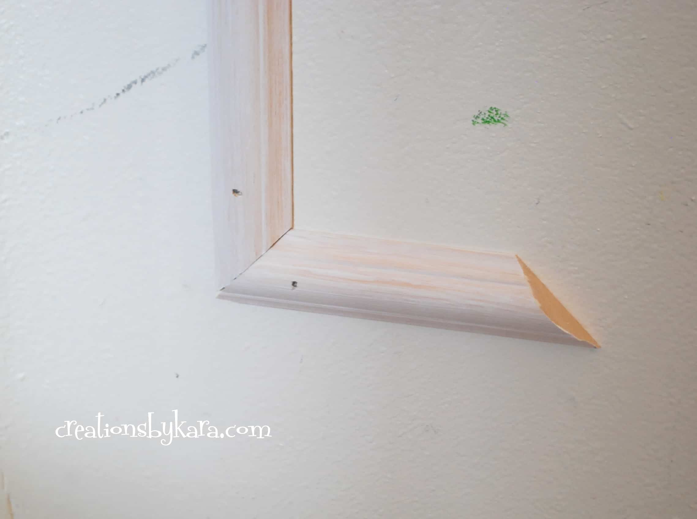 how to install molding like a pro