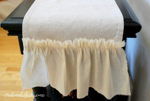 diy-table runner