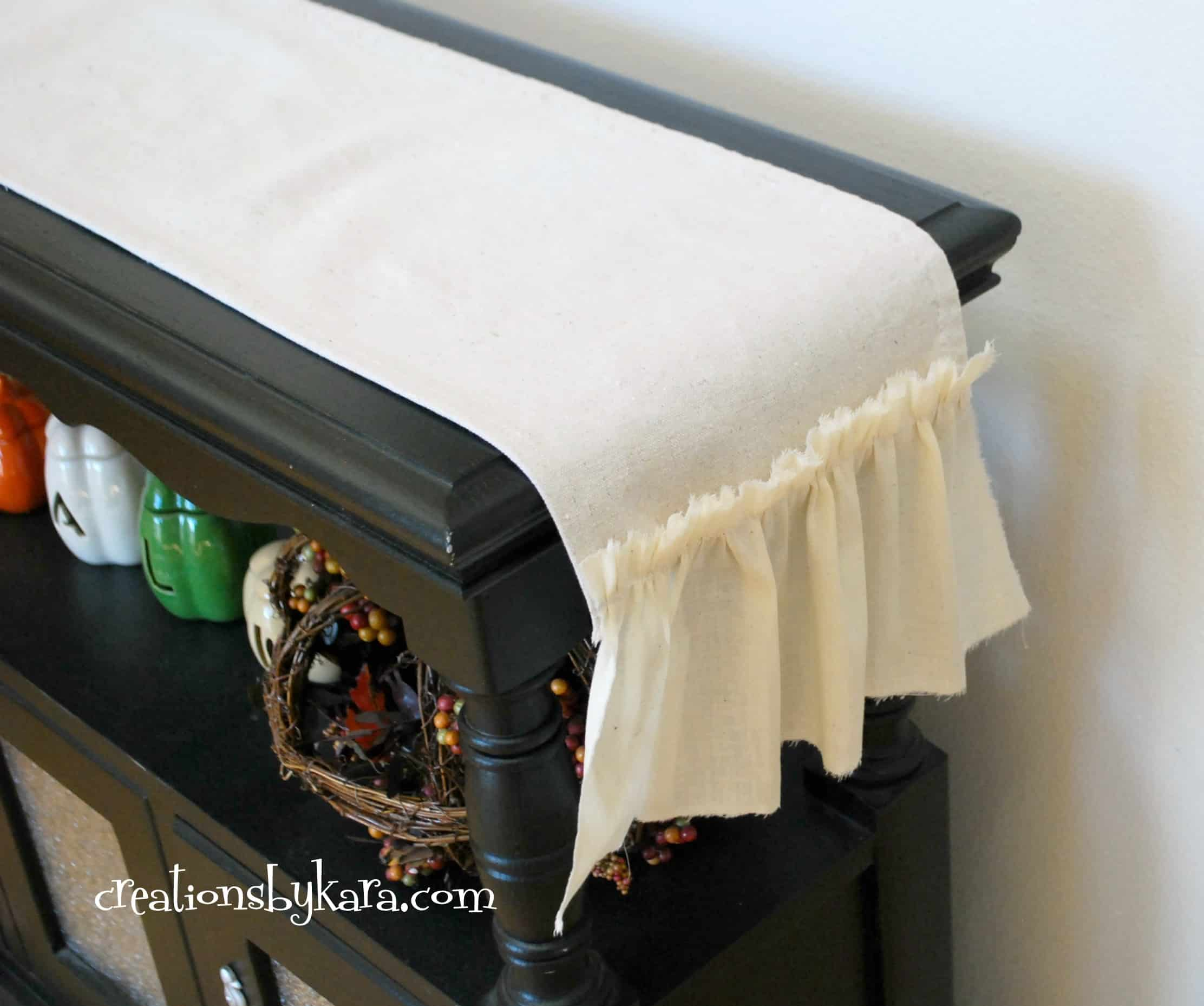 diy-shabby-chic-table runner-tutorial