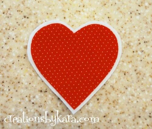 valentine banner-tutorial