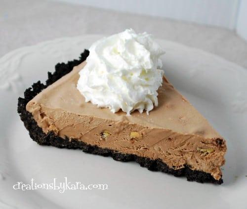 creamy chocolate pie-recipe
