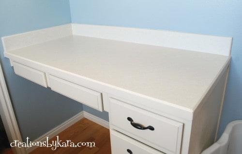Kitchen Counter Paint Colors