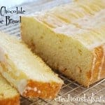 Lime Bread with White Chocolate