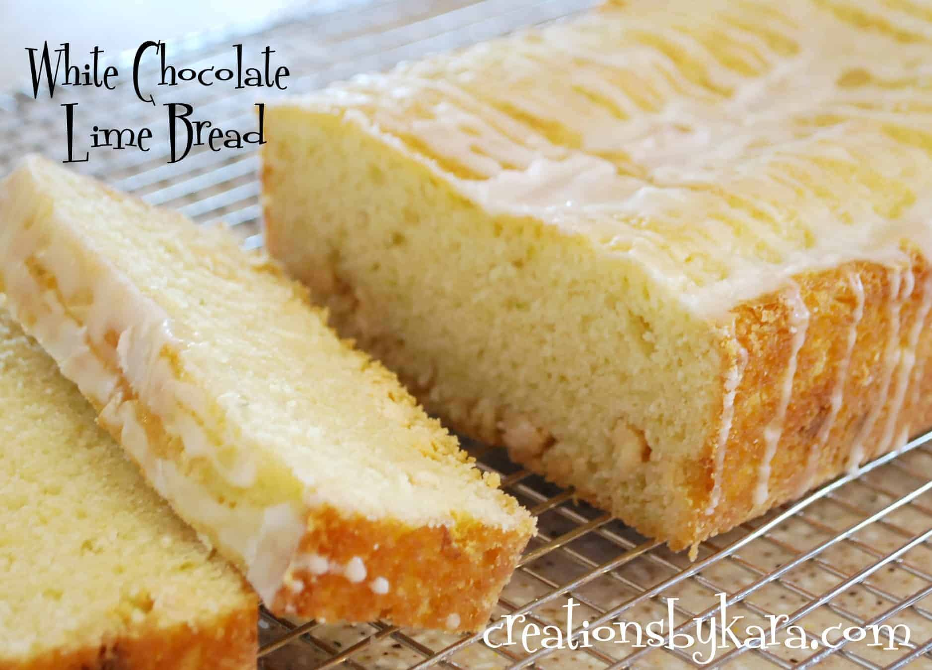 lime recipe-lime bread