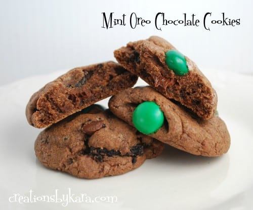 Chocolate Mint Oreo Cookies Recipes — Dishmaps