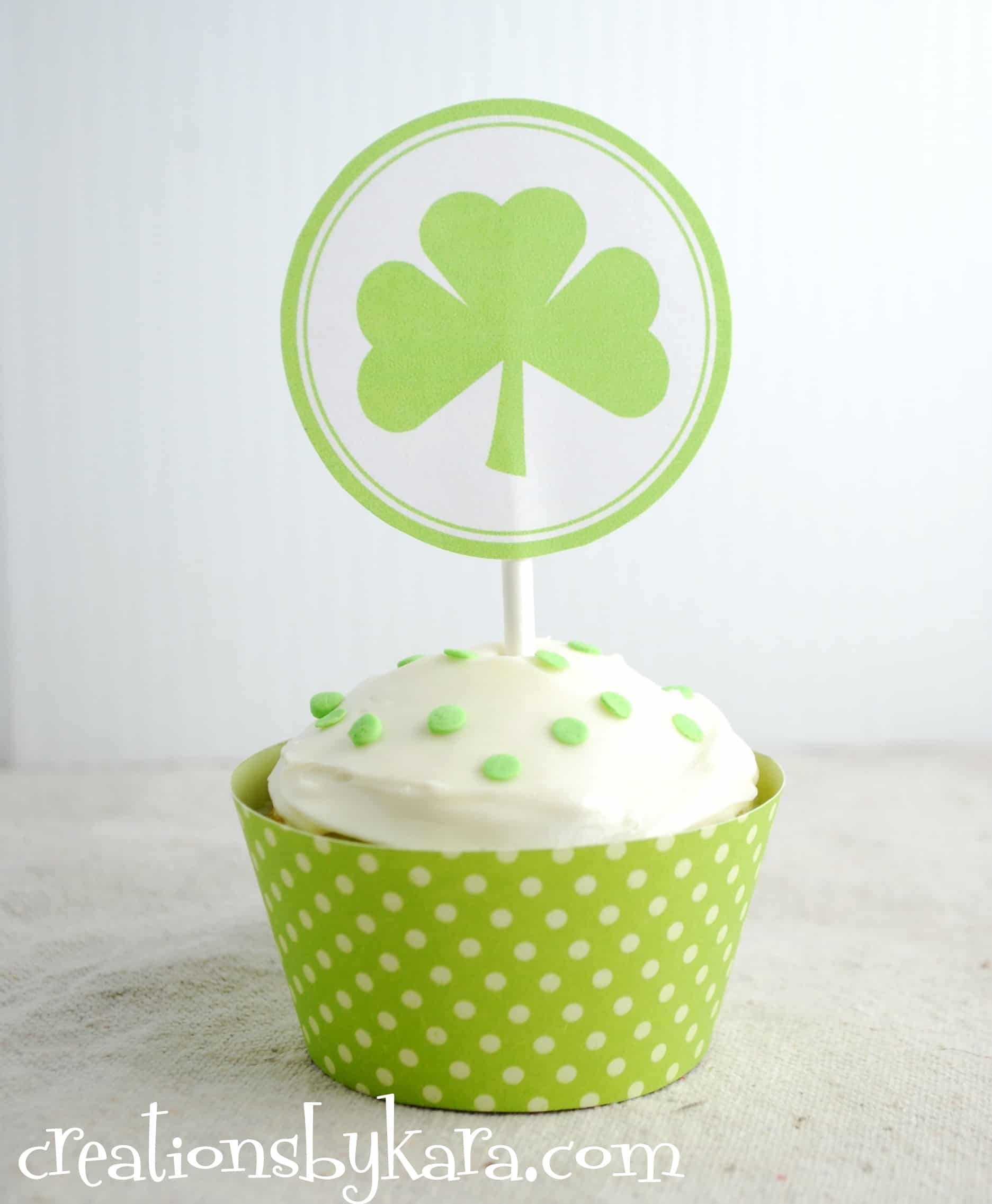 st. patrick's day-free printable
