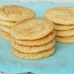 Recipe for Snickerdoodles