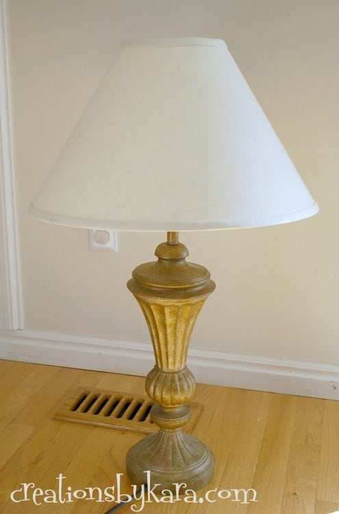 diy-lampshade-makeover
