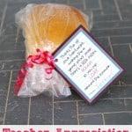 Flashback Friday- Teacher Appreciation Gift Idea
