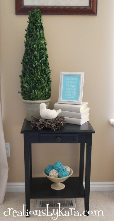 diy-decorating-living-room-table