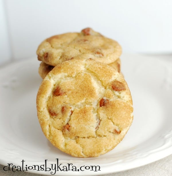 cookie-recipe-cinnamon-snickerdoodles