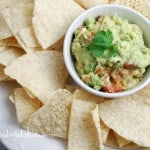 Amazing Guacamole (AKA Rotel Dip)