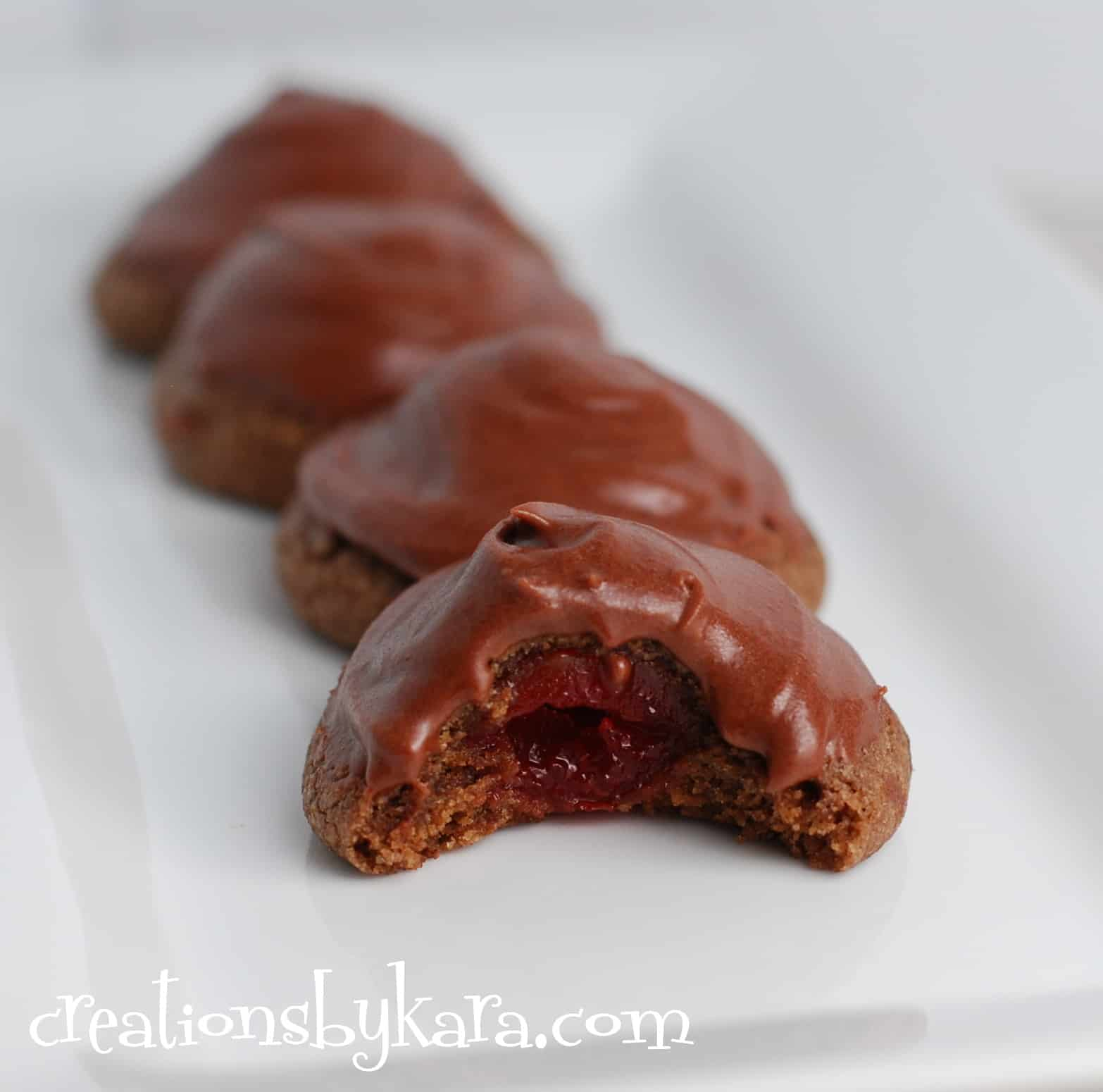 Cherry-Chocolate-Cookies