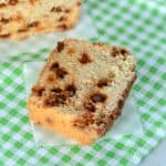 Snickerdoodle quick bread recipe