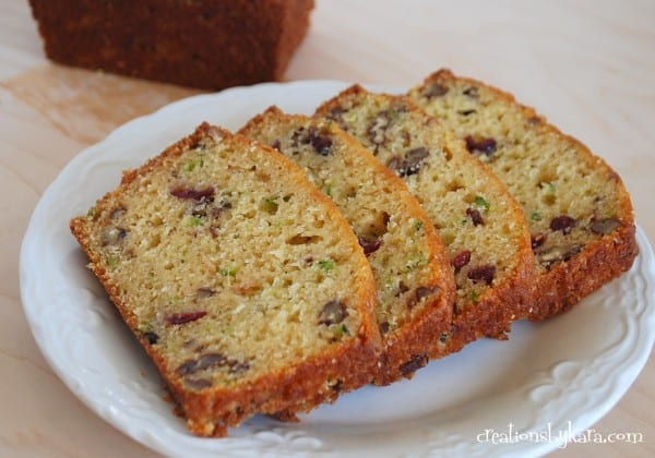 Zucchini Pineapple Bread Recipes — Dishmaps