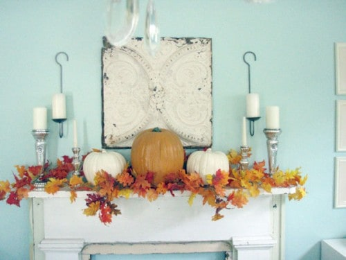 diy-mantel-decor