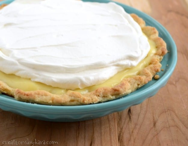 How to make amazing Banana Cream Pie from scratch