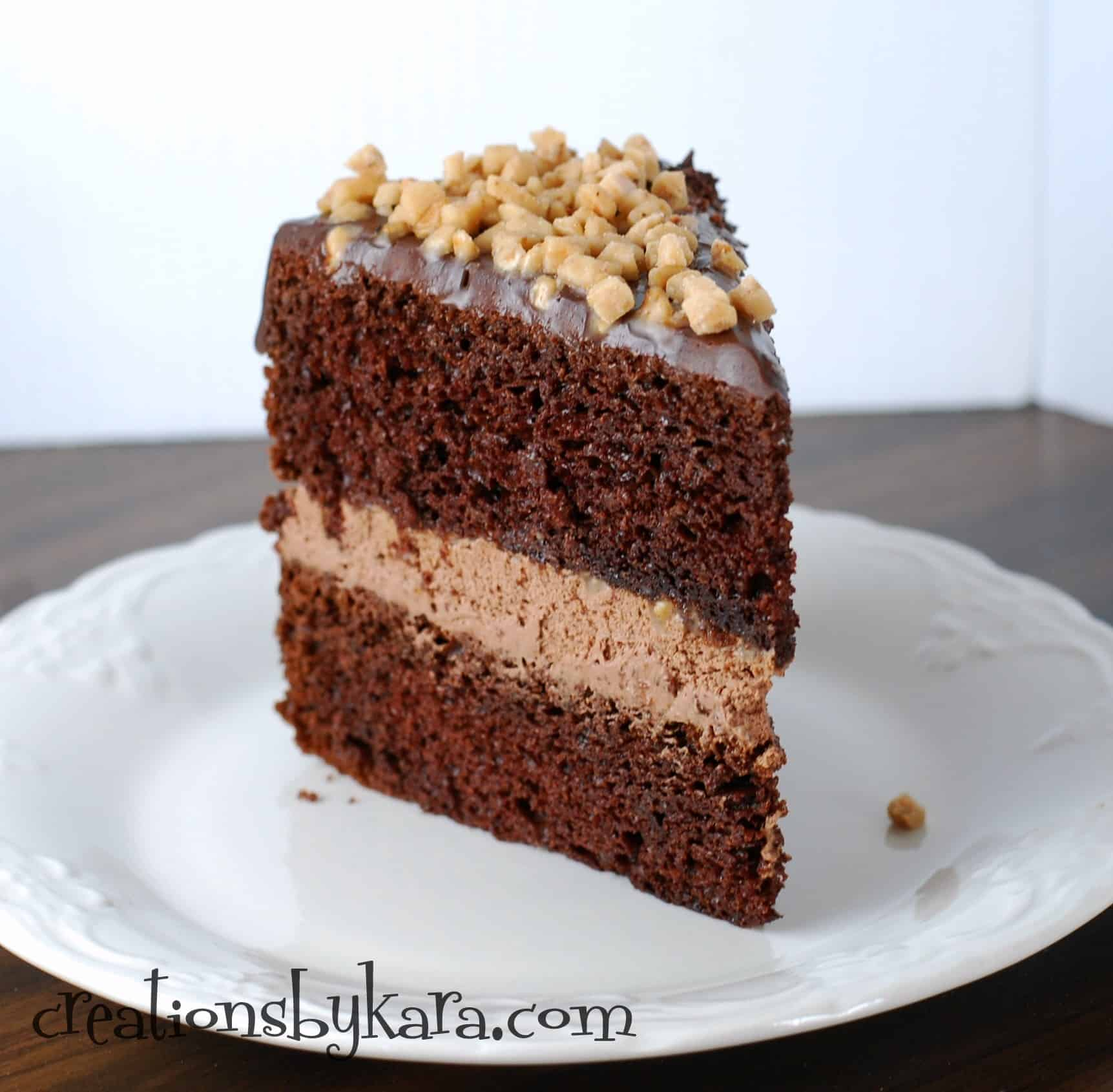 Best Moist Chocolate Cake Recipe With Buttermilk