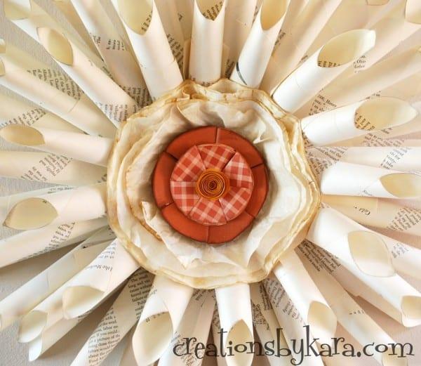 diy-decor-fall-book-page-wreath