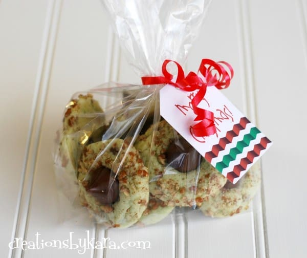 pistachio-kiss-cookies-recipe-christmas-cookie