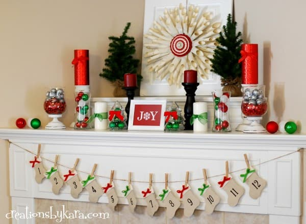 Christmas Decorating Ideas Red And Silver