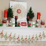 diy-christmas-mantel-decor