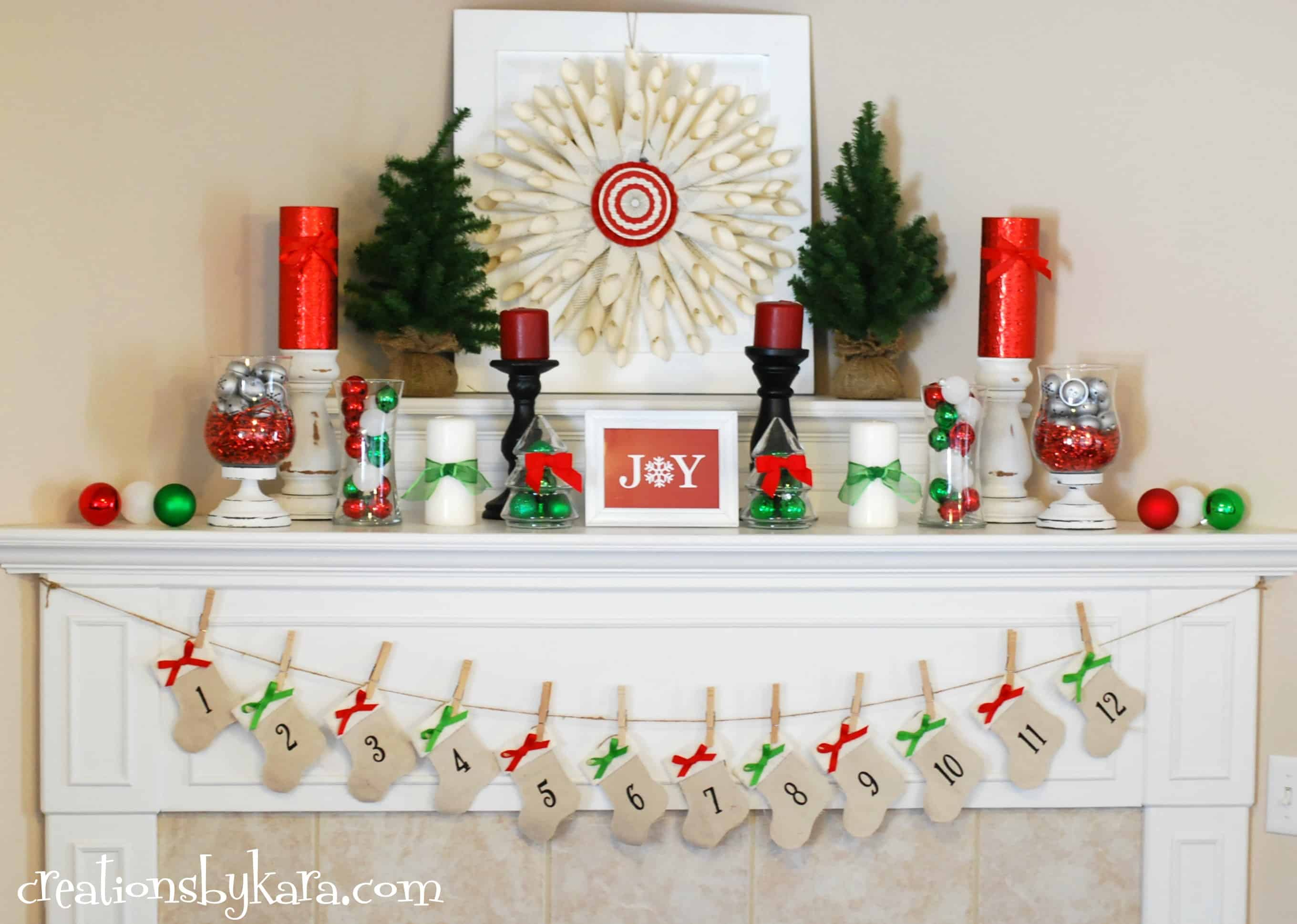 Pinterest holiday ideas holiday decorations gifts and - Como decorar una chimenea ...