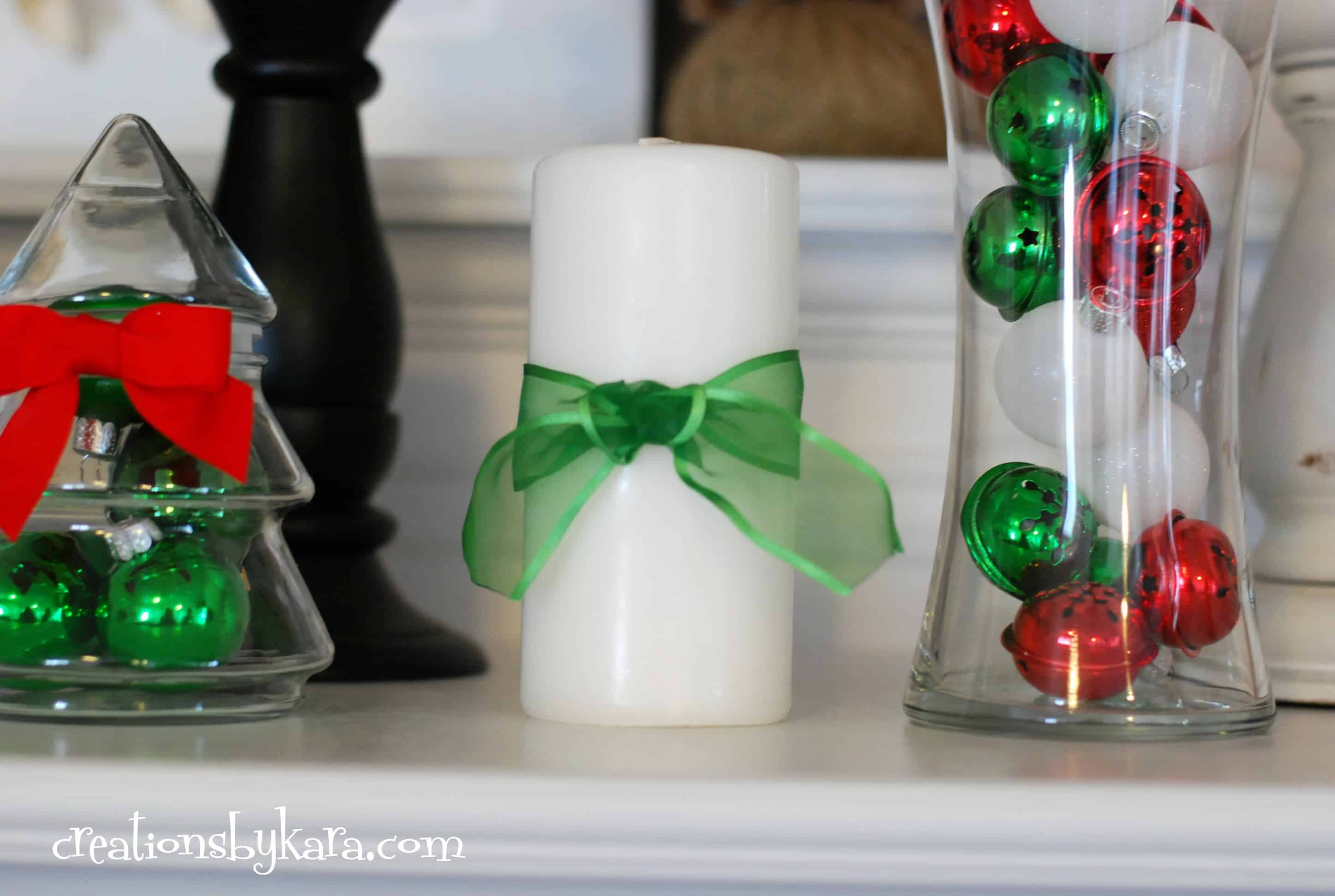 Christmas Decoration Ideas 2012 christmas mantel decor 2012 021 - creationskara