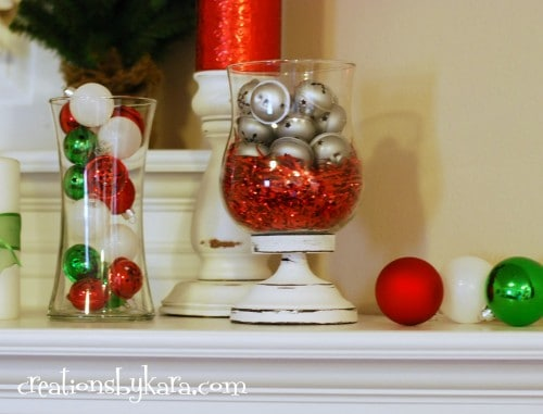 Christmas mantel 2012 020