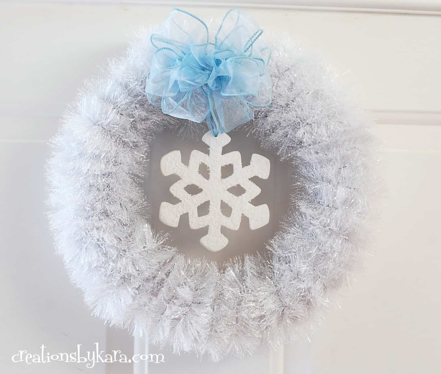 white-wreath, winter-wreath