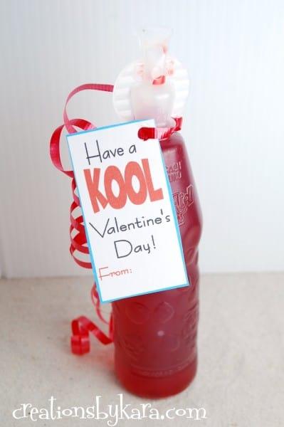 free-printable, kool-aid, valentine
