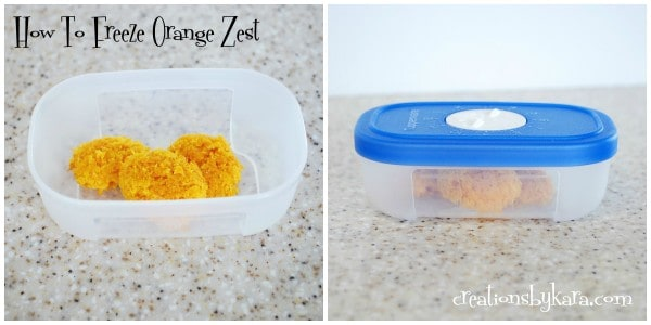 cooking tip-zest Collage