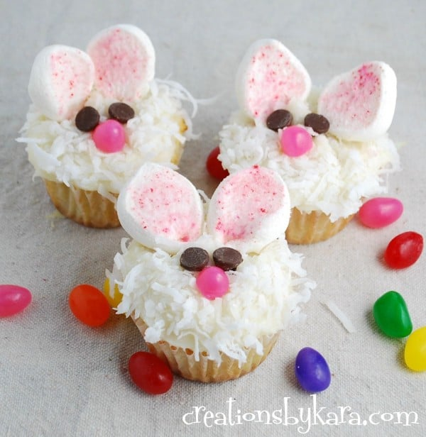 easter-recipe, cute-cupcake