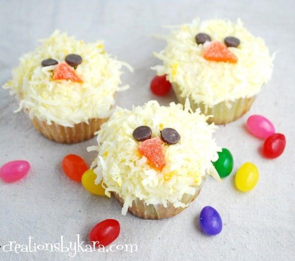 easter-cupcake, cute-cupcake