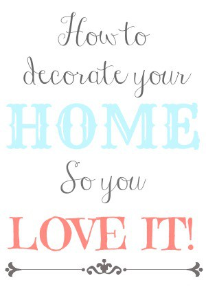 decorating, home-decor