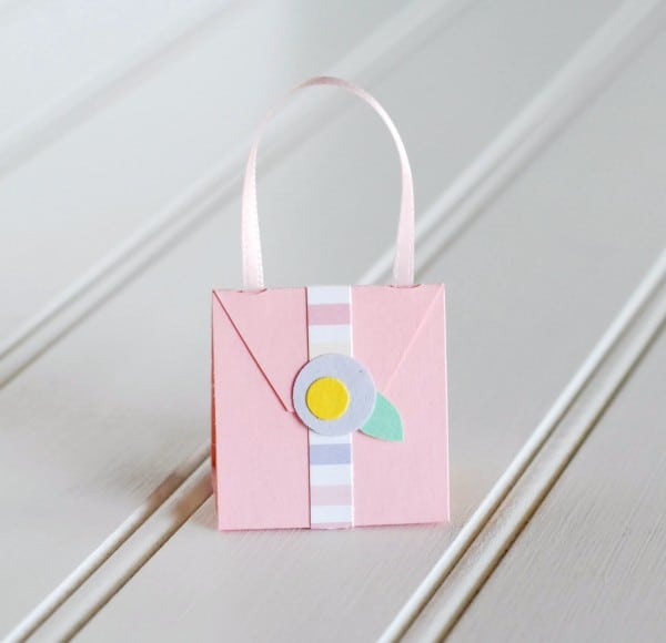 Paper Purse with Hershey Nuggets 035