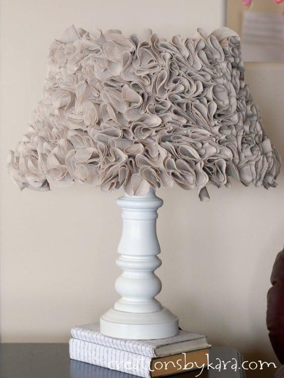 ruffled-lamp-shad