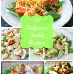 20 Delicious Main Dish Salad Recipes