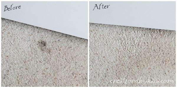 carpet spot cleaner Collage