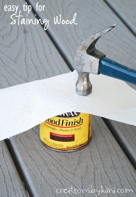 tip-staining-wood