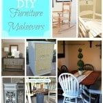 Round Up: DIY Furniture Makeovers