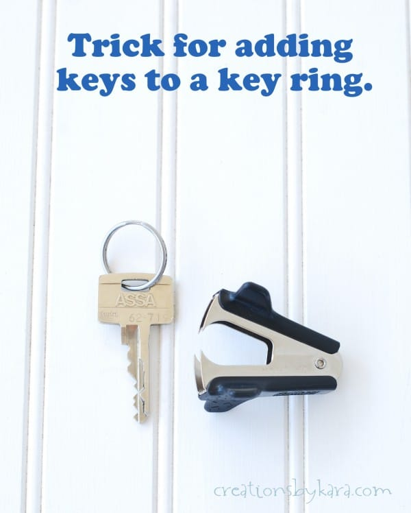 key-ring-trick
